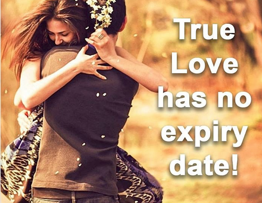 TRUE (BUT UNBELIEVABLE!) LOVE STORY