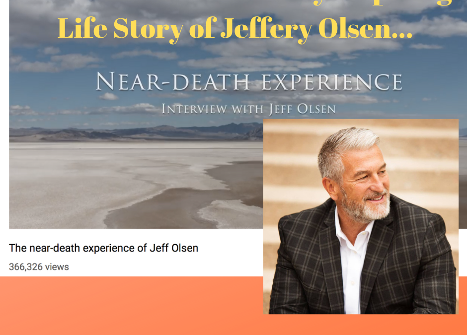 THE INCREDIBLE STORY OF JEFF OLSEN